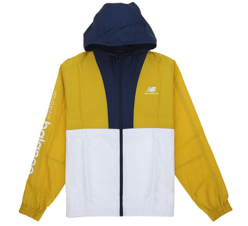 NB ATHLETICS FULL ZIP WINDBREAKER