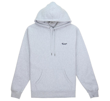 SCRIPT EMBROIDERED HEAVYWEIGHT HOODIE
