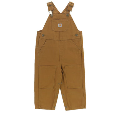 KIDS CANVAS BIB OVERALL