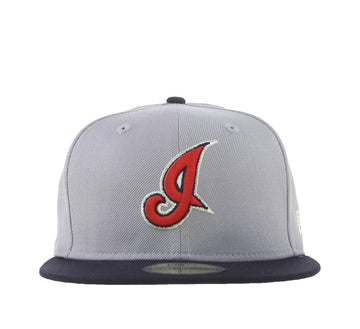 CLEVELAND INDIANS 2002 COOPERSTOWN 59FIFTY FITTED