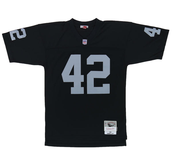 LOS ANGELES RAIDERS 1991 RONNIE LOTT #42 LEGACY JERSEY