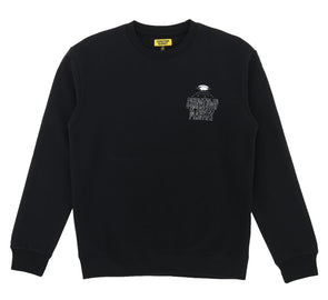UFO LONG SLEEVE CREWNECK