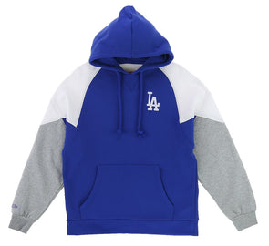 LOS ANGELES DODGERS TRADING BLOCK HOODIE