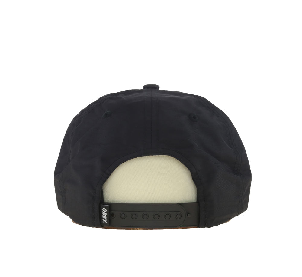 SEARCHING SNAPBACK, BLACK