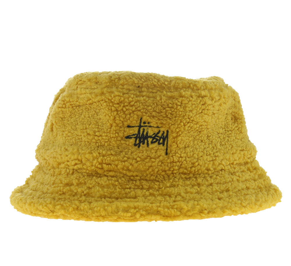 e161a841b6cb0 SHERPA FLEECE BUCKET HAT – SHOPATKINGS