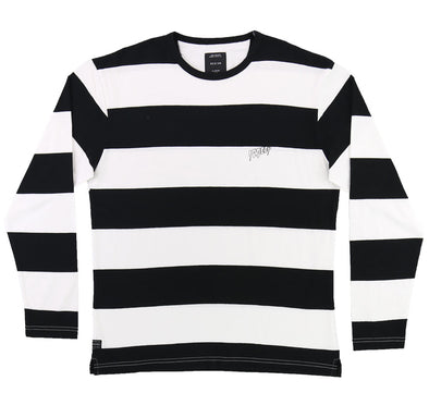 SOUND & FURY STRIPED LONG SLEEVE