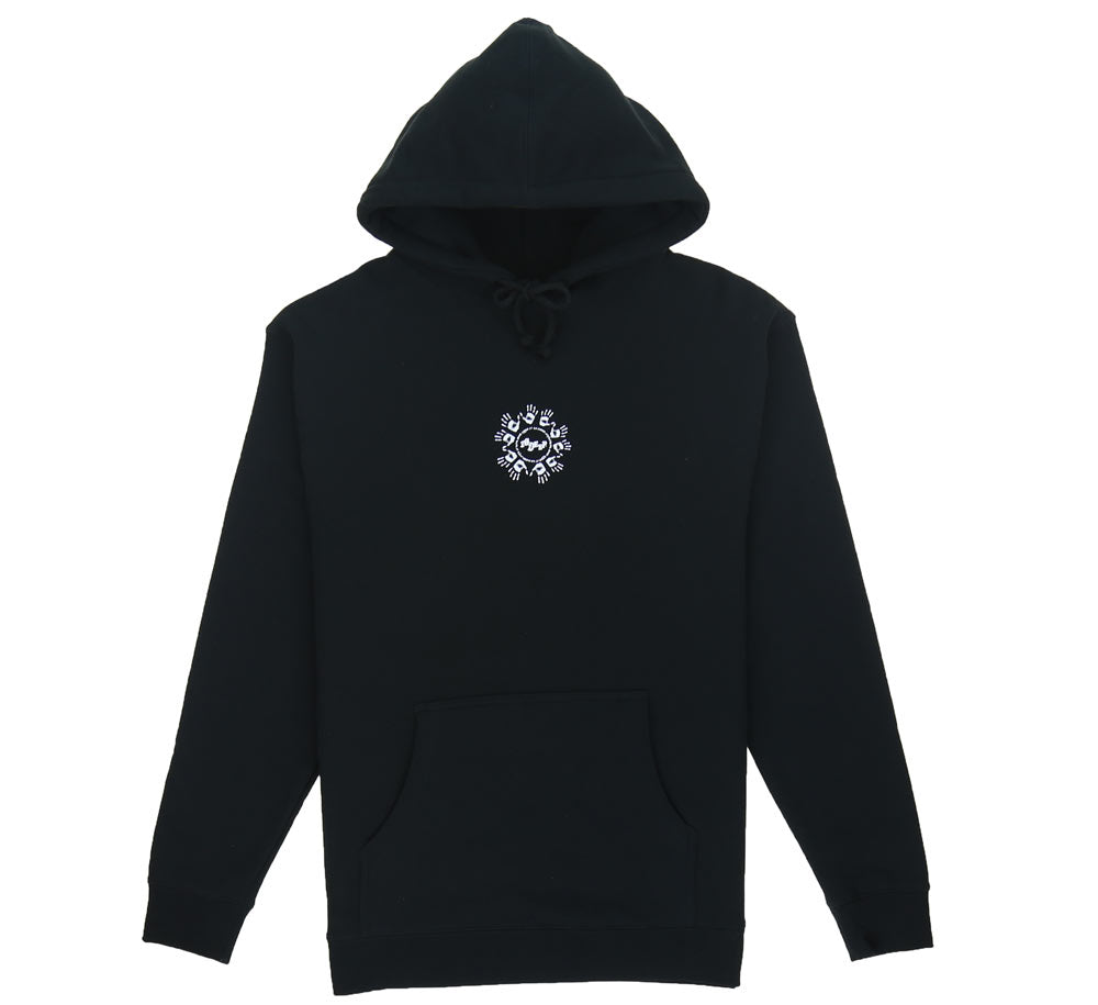 MANY HANDS HOODIE