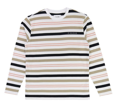 MARQUISE STRIPED L/S TEE