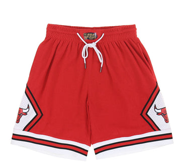 CHICAGO BULLS REVERSE FLEECE SWINGMAN SHORT