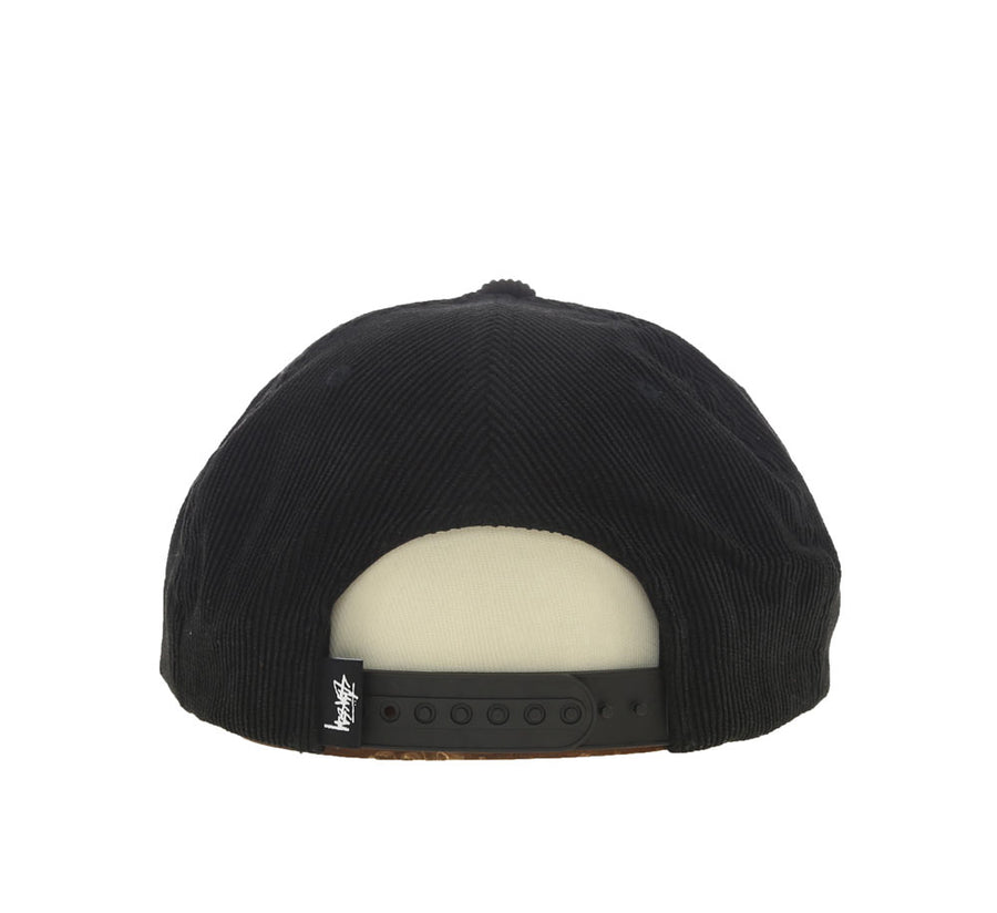 WASHED CORD CAP