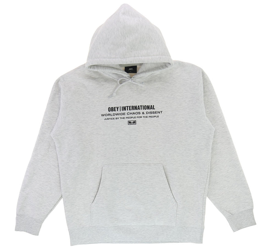 JUSTICE BY THE PEOPLE HOODIE