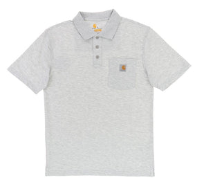 CONTRACTORS WORK POCKET POLO