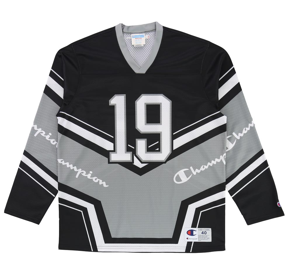 CHAMPION HOCKEY JERSEY – SHOPATKINGS c4c5fc593
