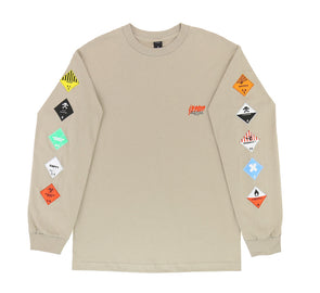 PROHIBITED LONG SLEEVE