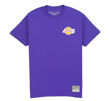 LOS ANGELES LAKERS AIRBRUSH TEAM TEE
