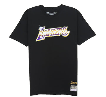 LOS ANGELES LAKERS AIRBRUSH TEE