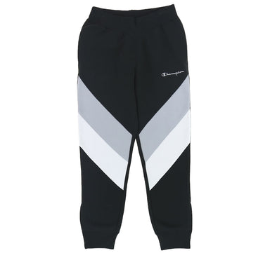 REVERSE WEAVE COLOR BLOCK TRACK PANT
