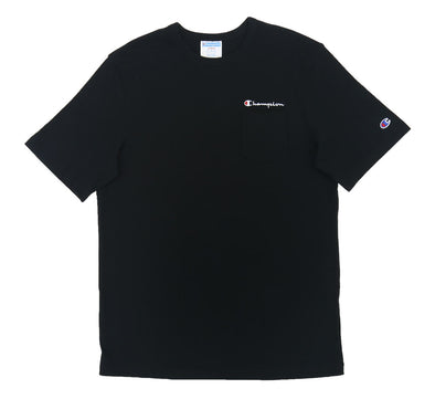 HERITAGE CHAMPION SCRIPT POCKET TEE