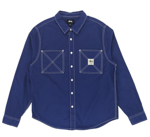 OXFORD WORK LS SHIRT