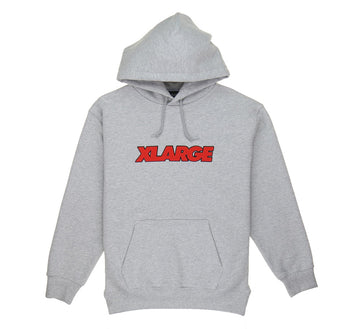 OVER EDGE STANDARD LOGO PULLOVER HOODIE