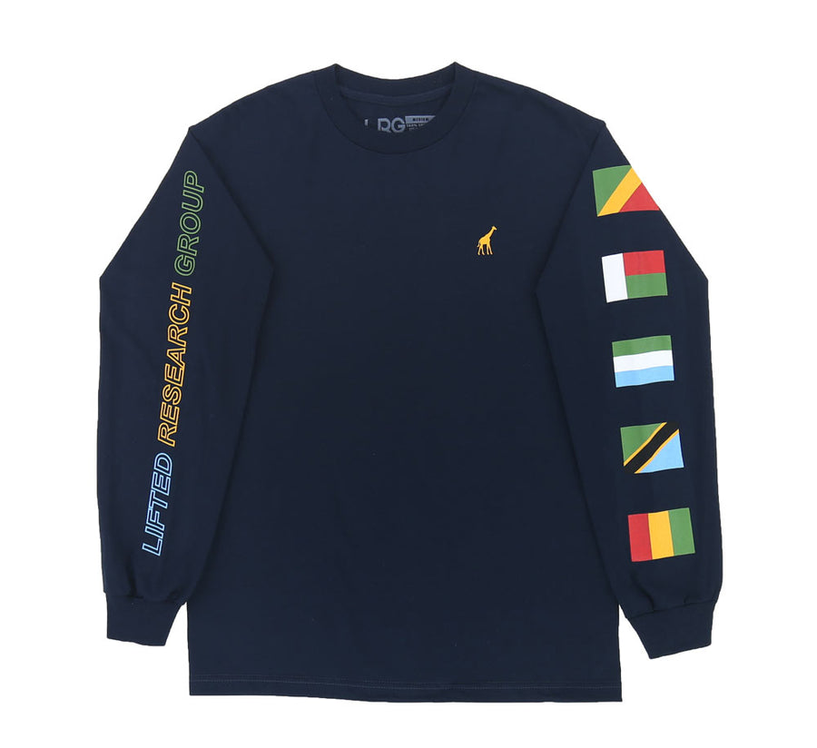 UNITED NATIONS LS TEE