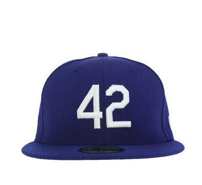 "JACKIE ROBINSON ""42"" FITTED CAP"