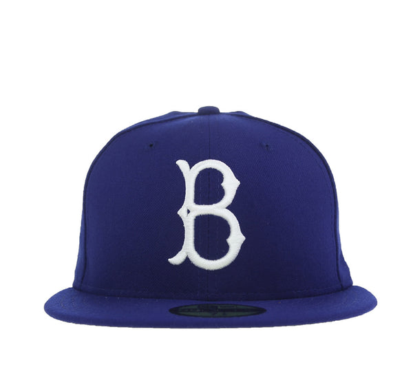 BROOKLYN DODGERS JACKIE ROBINSON FITTED CAP