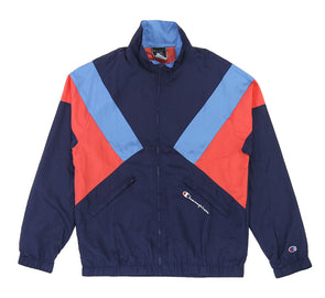 NYLON WARM UP JACKET