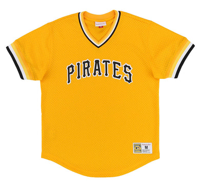 PITTSBURGH PIRATES MESH V-NECK