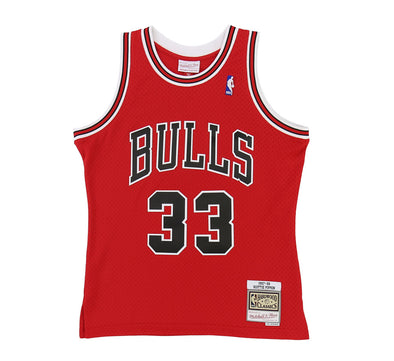CHICAGO BULLS SCOTTIE PIPPEN #33 SWINGMAN JERSEY