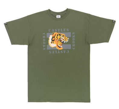CATCH A TIGER TEE