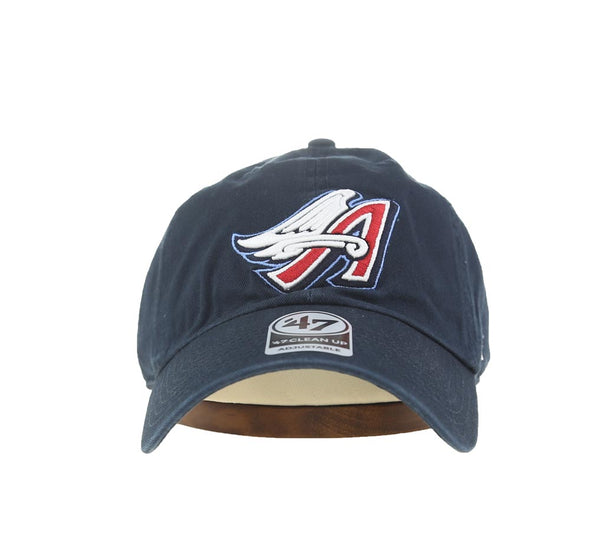 ANAHEIM ANGELS '47 CLEAN UP, NAVY