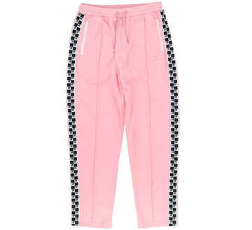 CHECKERED FLAG TRACK PANT