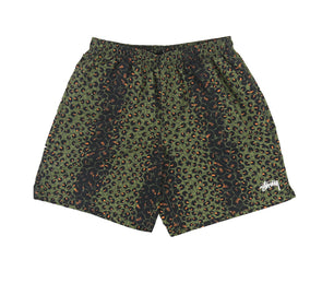 LEOPARD WATER SHORT