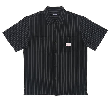 STRIPE WORK SHIRT