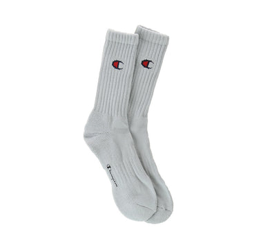 CHAMPION LOGO CREW SOCKS