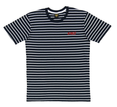 KINGS STRIPE KNIT S/S TEE