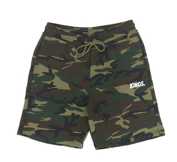 KINGS DOT SWEATSHORTS