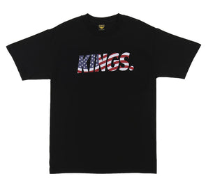 KINGS DOT PATRIOTIC TEE