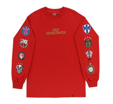 WC CLUB CREST LONG SLEEVE
