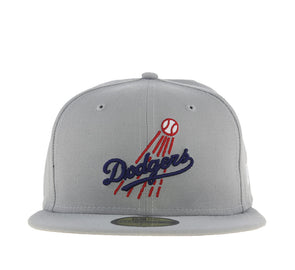 LOS ANGELES DODGERS 1958 COOPERSTOWN WOOL 59FIFTY FITTED