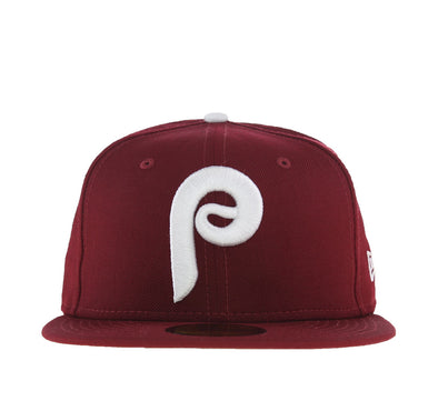 PHILADELPHIA PHILLIES 1970 COOPERSTOWN WOOL 59FIFTY FITTED