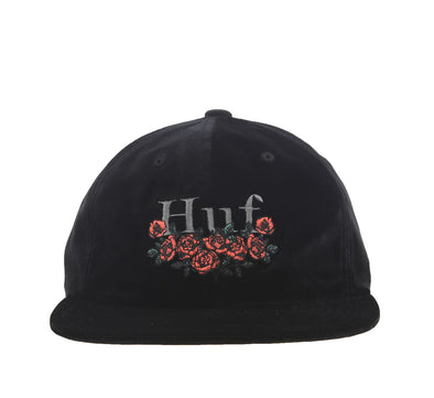 BED OF ROSES 6 PANEL HAT