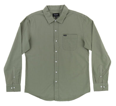 CHARTER OXFORD LONG SLEEVE WOVEN