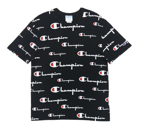 ALL OVER PRINT HERITAGE S/S TEE