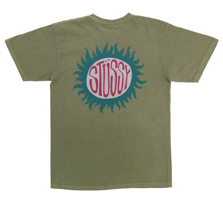 SOL PIG.DYED TEE