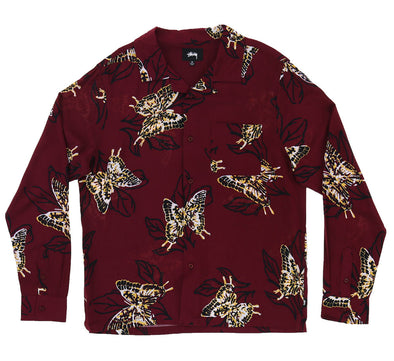 BUTTERFLY LS SHIRT