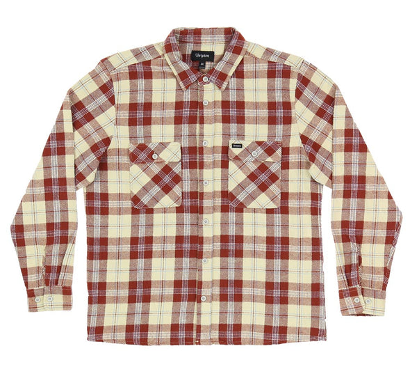 ARCHIE LONG SLEEVE FLANNEL