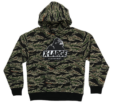OG CAMO PULLOVER HOODIE