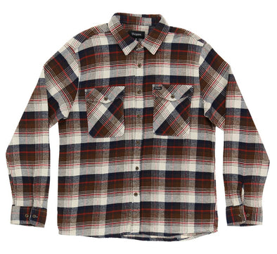 HAYES L/S FLANNEL
